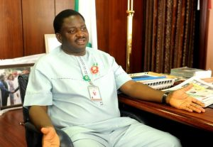 Femi Adesina, Special Adviser on media and publicity to President Muhammadu Buhari