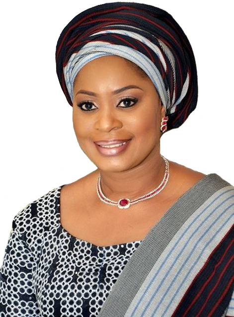 Echoes of Ogun State First Lady, Olufunso Amosun Planning To Become Senator Spread Across the State
