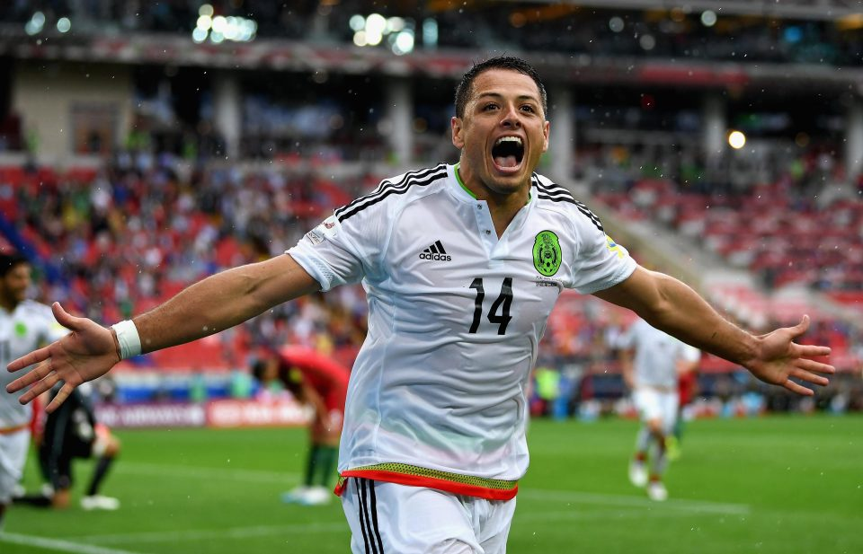 West Ham sign Mexico star, Hernandez for £16m