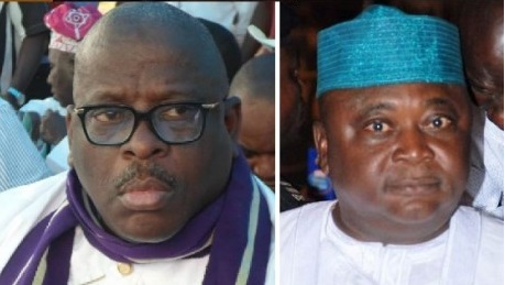 "Buruji, OGD Social Media Feud: Hon Oladipupo Adebutu Lambasts Buruji Kashamu, Says ""He milked me and my family of an amount running into billions of naira."""