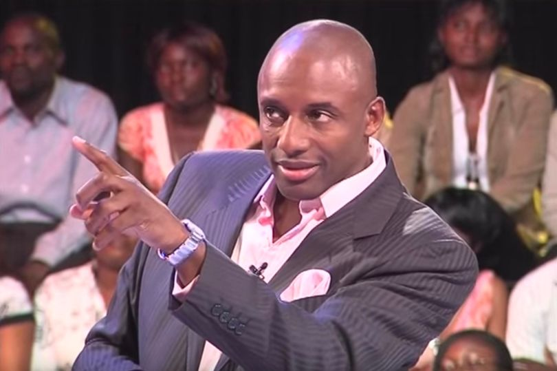 John Fashanu Arrested, Detained Over 10 Million Naira Land Scam