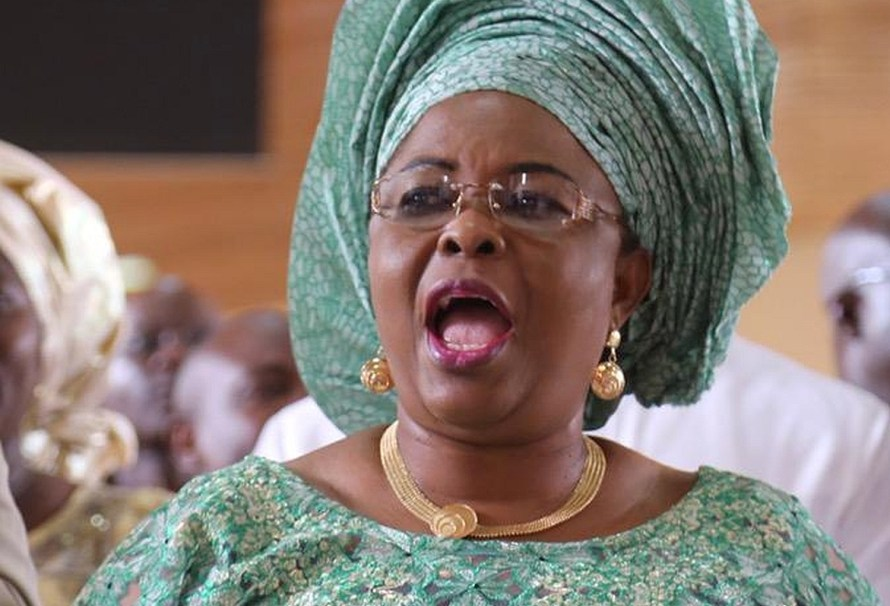 Court orders investigation into demolition of Patience Jonathan's building