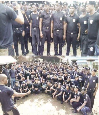 IPOB sets up Biafra Security Service
