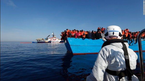 Migrants adopt dangerous, cheaper means to enter Europe