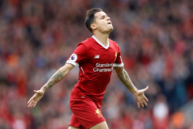 LIVERPOOL OWNERS VOW PHILIPPE COUTINHO WILL STAY TO KILL OFF BARCELONA'S HOPES OF A TRANSFER