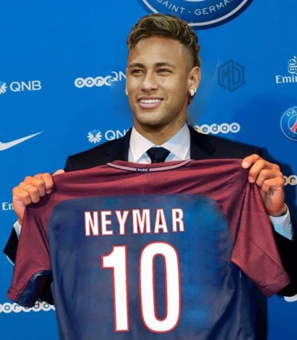 I chose PSG against my father's advice – Neymar