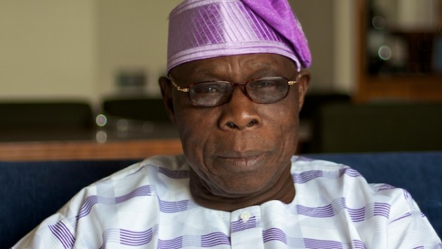 Obasanjo becomes UN envoy to Liberia