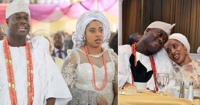 Olori Wuraola Reacts To Rumours Of Marriage Crisis Over Alleged Infidelity On Her Parts