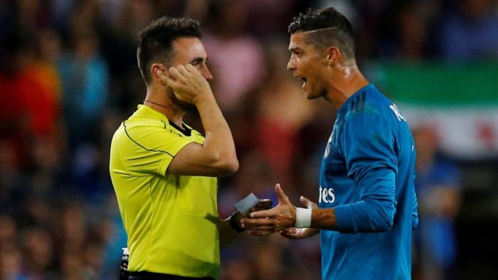 Ronaldo slammed with 5-match ban
