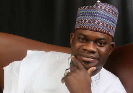 Kogi Governor, Bello Builds Multi-Million Naira Mansion amidst cries of Irregular Salary Payments