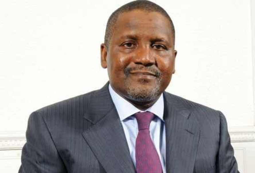 Africa's Richest Man, Aliko Dangote Unveils Plans to Form Alliance on Health in Africa