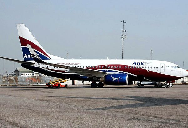 Arik 3 aircraft faulty, unfit to fly as passengers protest delay