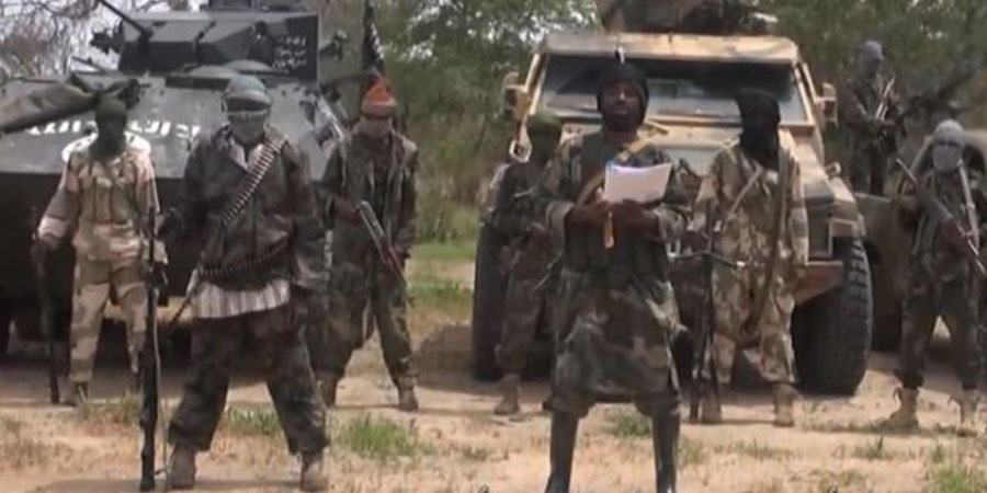 Boko Haram kills nine near bombed Borno camp