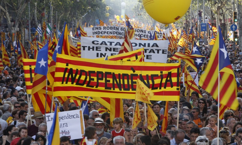 Catalonia: Spanish government demands Catalan leader clarify whether independence has been declared