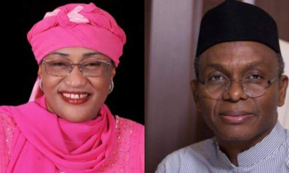 "Jumai Alhassan Fires at Mallan Nasir Elrufai: ""I will expose your role in chibok girls kidnapping!"""