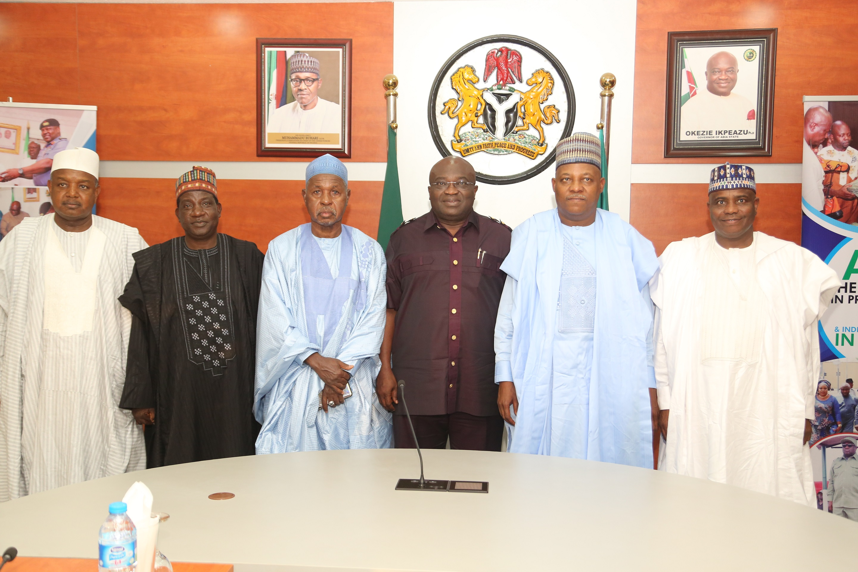 Northern governors visit South-East, South-South for peace dialogue