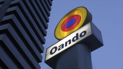 Operators seek FG intervention as Oando crisis deepens