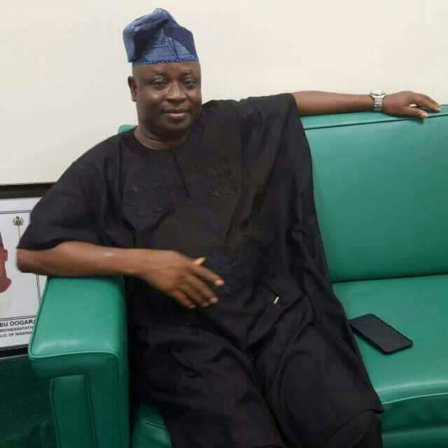 Dormant Fed Lawmaker:  Hon. JImoh Ojugbele's N20,000 gift to critic rejected