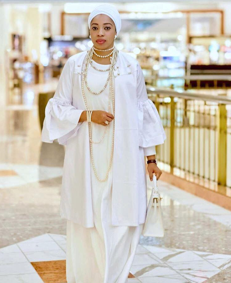 What any man needs to do to marry Ooni Ogunwusi's ex wife, Olori Wuraola