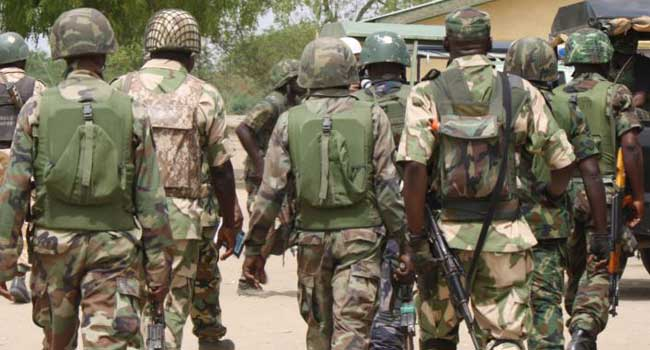 Nigerian Army counters Gov. Ikpeazu's withdrawal statement, says Operation Python Dance II is a must