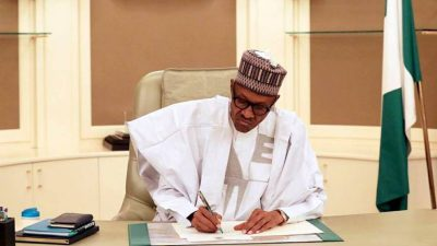 President Buhari approves appointment of new DG for NEMA