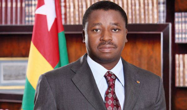 Togolese protest against ruling party, want President Gnassingbe's resignation