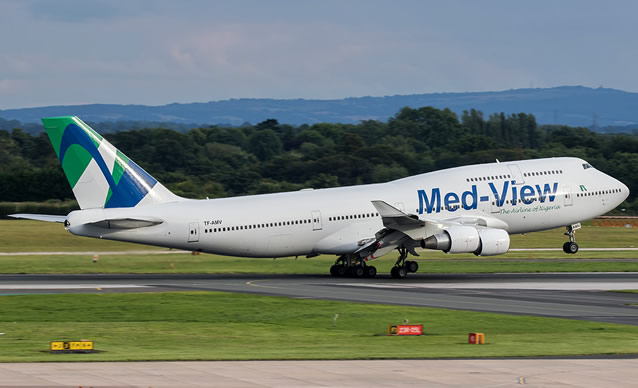 Another Aviation Dark Moment Averted; How Med-View Airlines female pilot saved over 100 passengers' lives Friday night