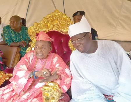 Aare Ona Kakanfo: Alaafin of Oyo reveals why he picked Gani Adams