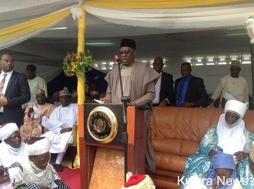 We've delivered on our electoral promises –Kwara State Gov. Ahmed
