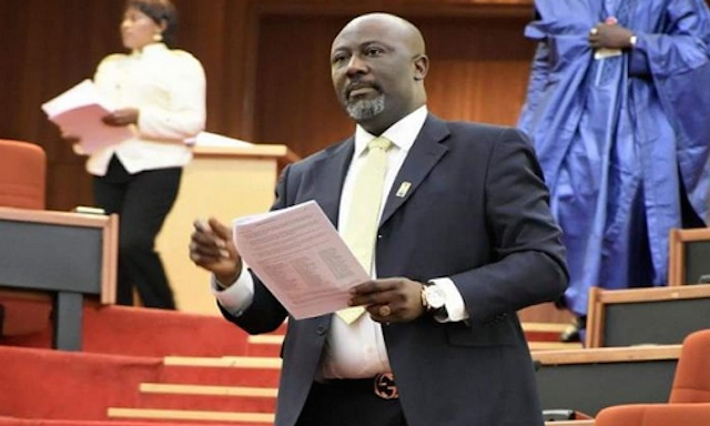 Dino Melaye's Recall: INEC not responsible for poor turnout of petitioners – Official