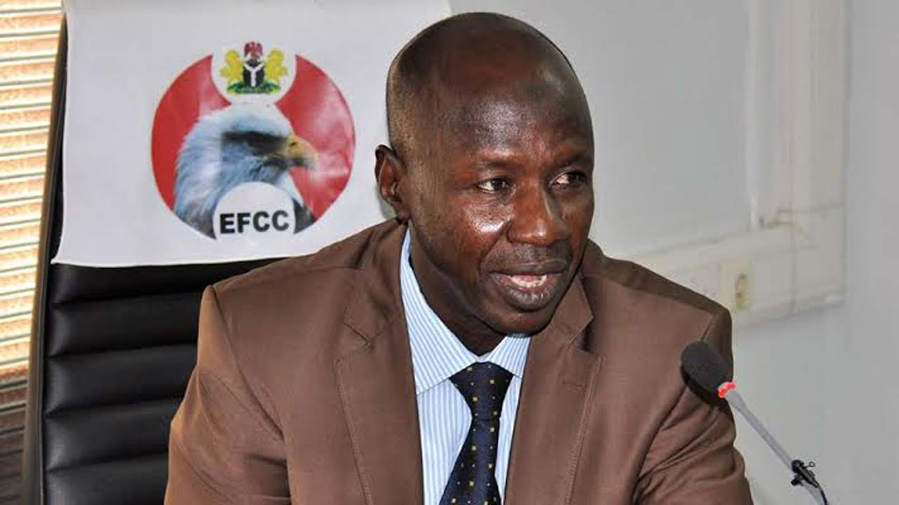 No hiding place for defecting politicians – EFCC boss, Magu