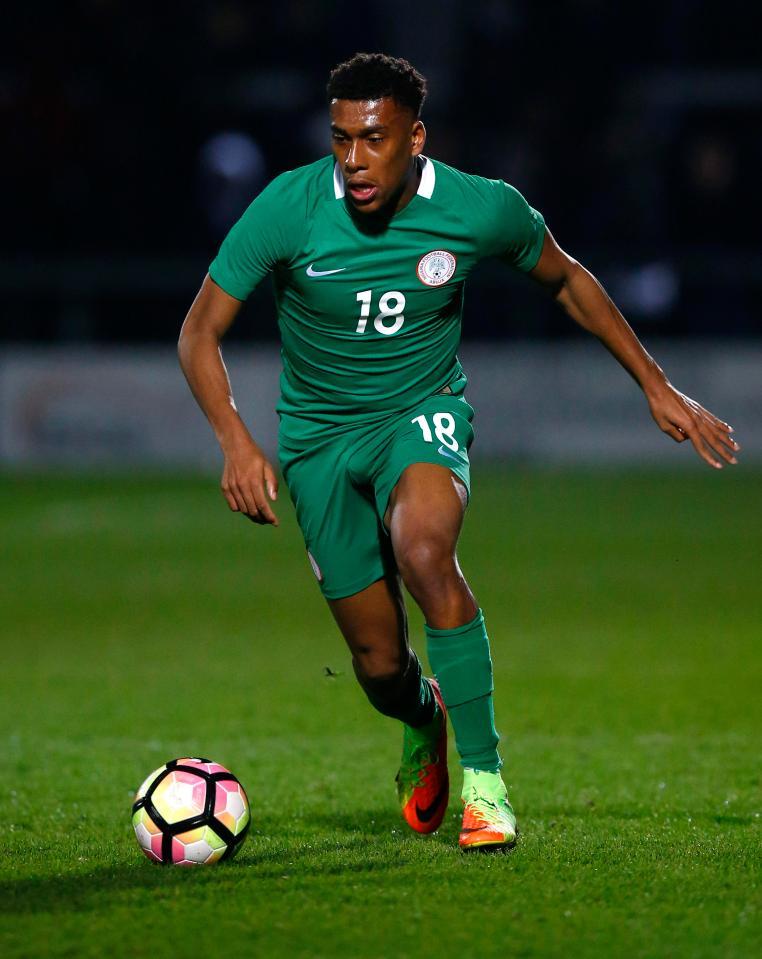 Nigeria's Super Eagles beat Zambia 1 nil, qualifies for Russia 2018 FIFA World Cup