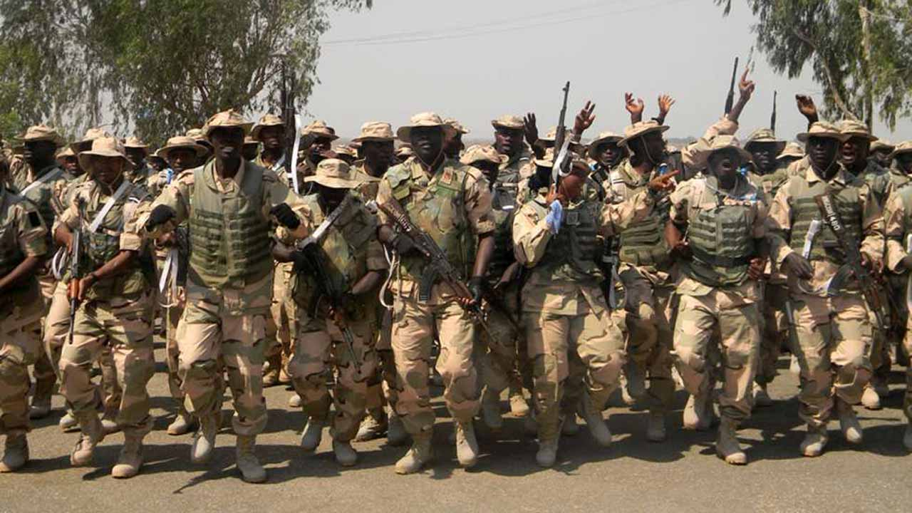 Nigerian Army to Storm Ogun with `Operation Crocodile Smile', Target Miscreants