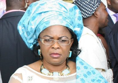 Money Laundering: EFCC arrests Patience Jonathan's sister, Esther Oba