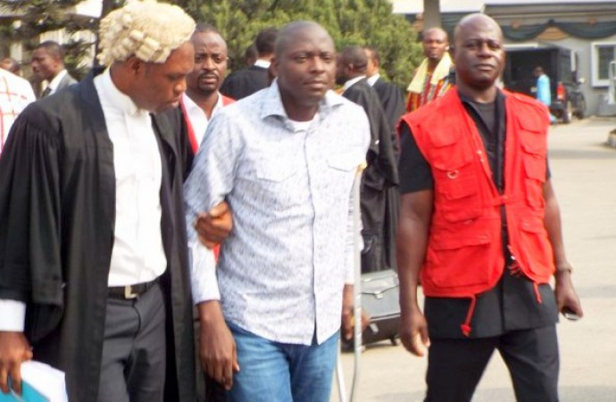 N2.6 billion fraud:'You have a case to answer', Court told former NIMASA chief, Akpobolokemi