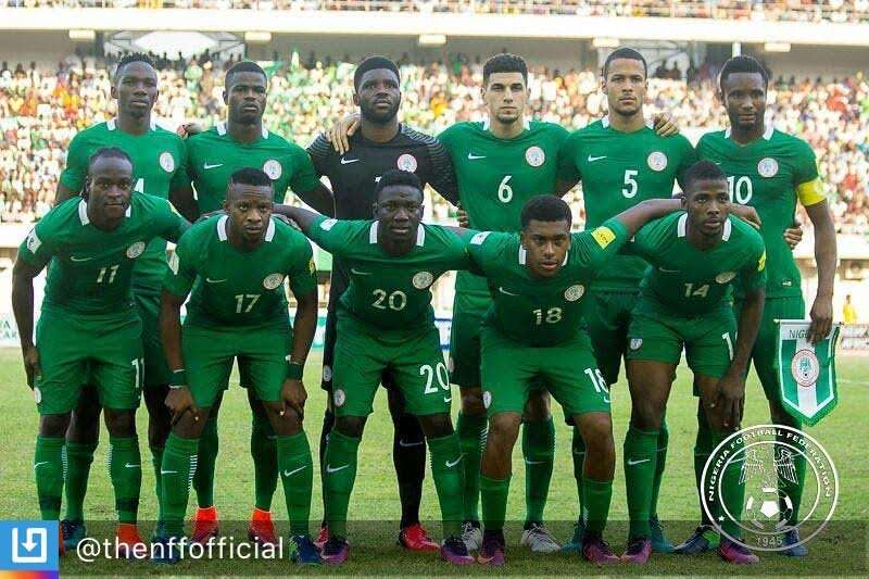 Jide Ojuko's Message to Super Eagles: Let your Victory Strengthen our Bond, Unity
