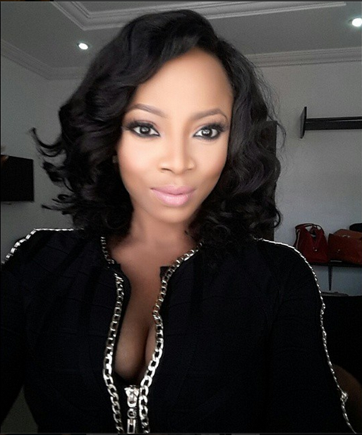 Lagos Popular On-Air Personality, Toke Makinwa 's Marriage Dissolved!