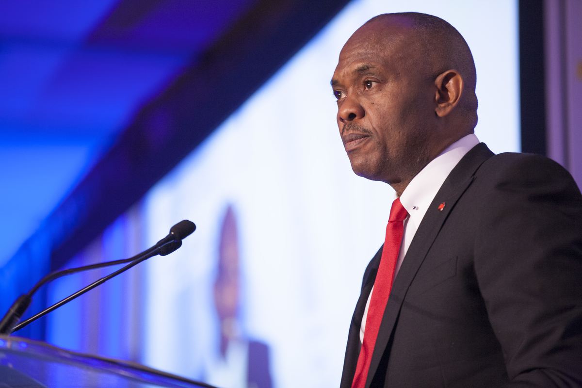 Elumelu Joins World Leaders at Obama Foundation Global Summit in Chicago