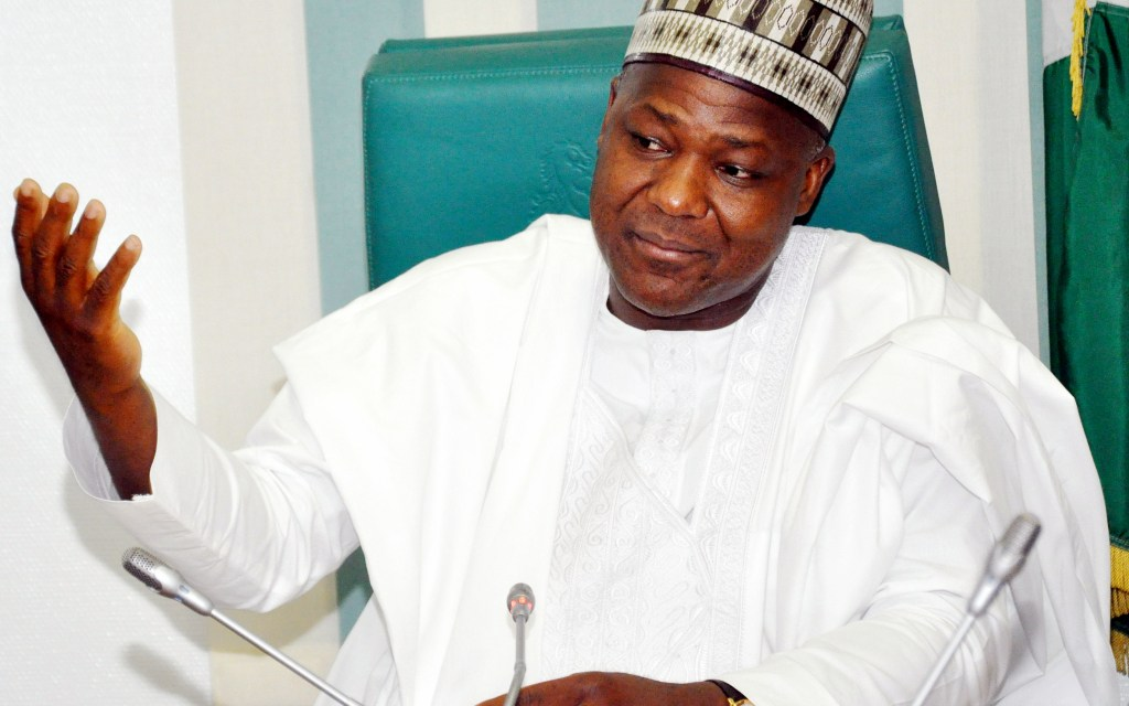 Dogara accuses Buhari of 'betrayal' over fuel scarcity, subsidy