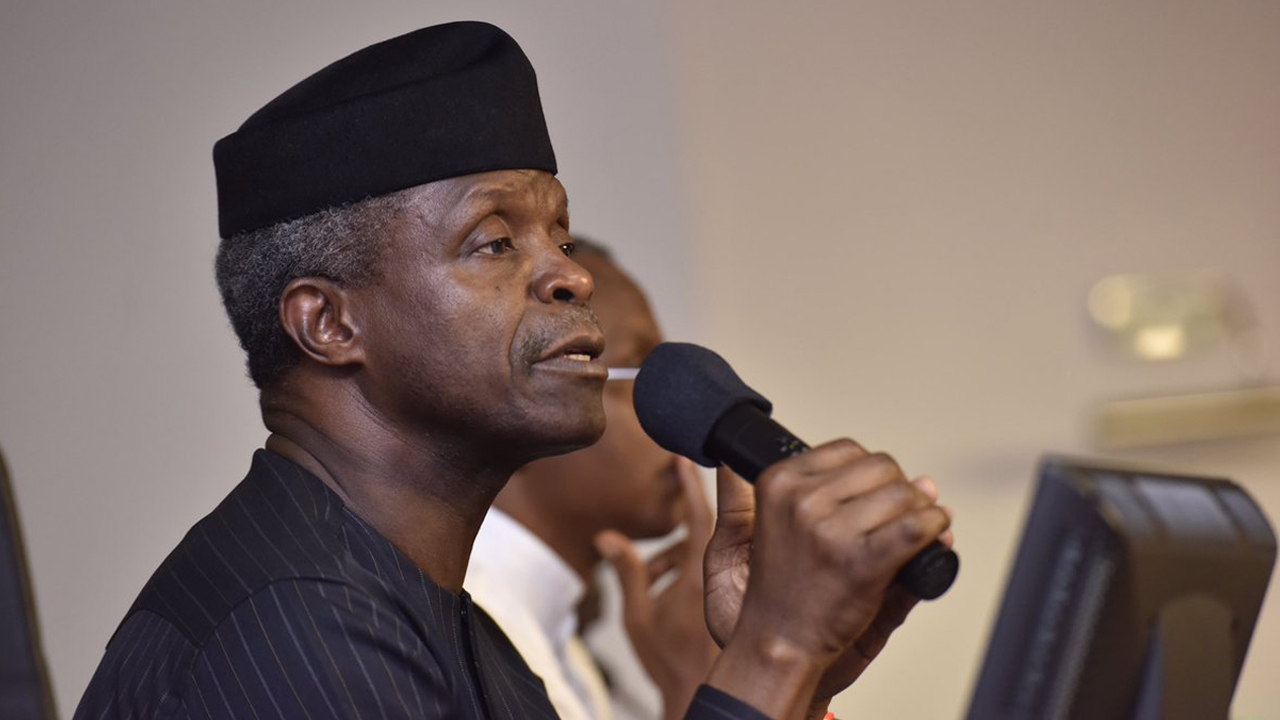NNPC $25 Billion Contracts: 'I granted only two loans, not contracts'- VP Osibajo