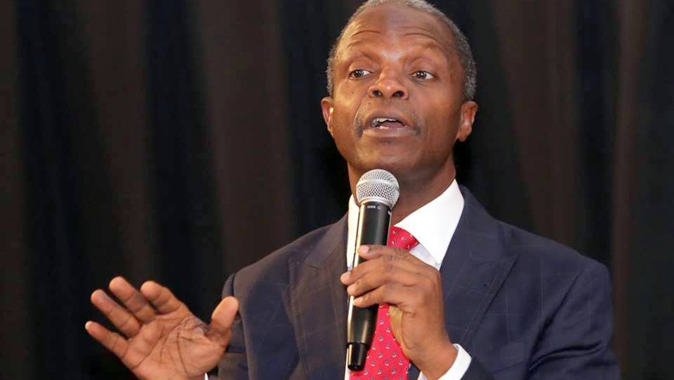 Corruption, tribalism, religion obstruct Nigeria's development – Osinbajo