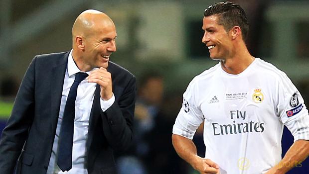 Ronaldo, Zidane tipped to win FIFA awards