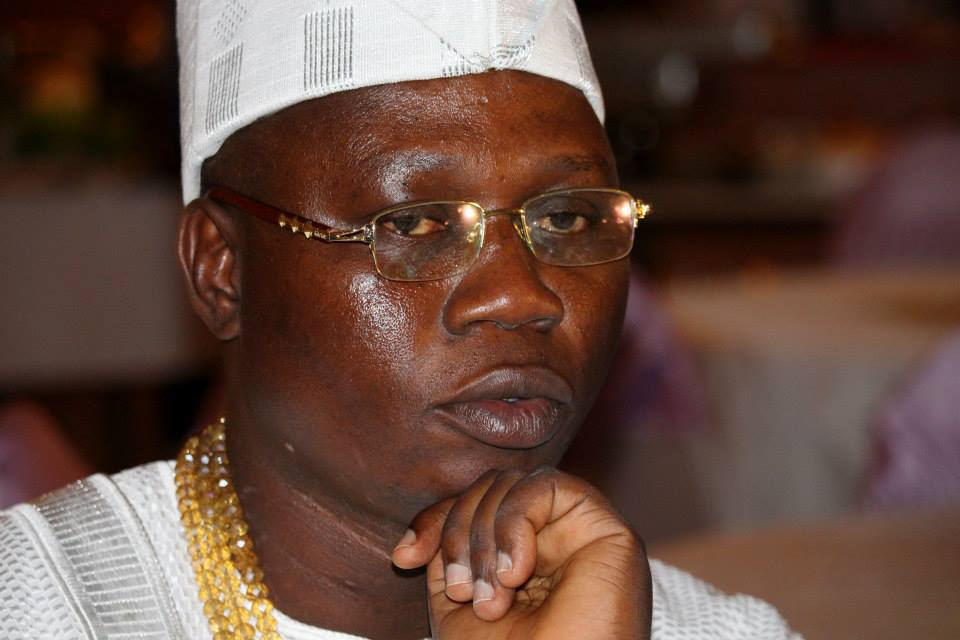 Aare Onakakanfo, Gani Adams' father dies at 80