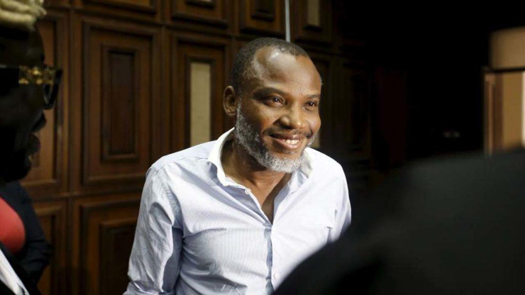 Treason Trial: Produce Nnamdi Kanu or lose N300m bail bond, court tells Abaribe, other sureties