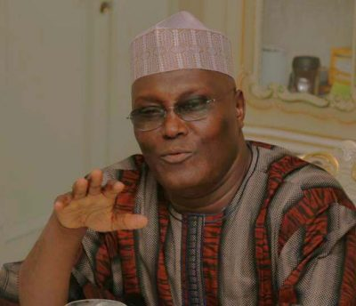 Atiku accuses APC of grand plan to rig presidential election