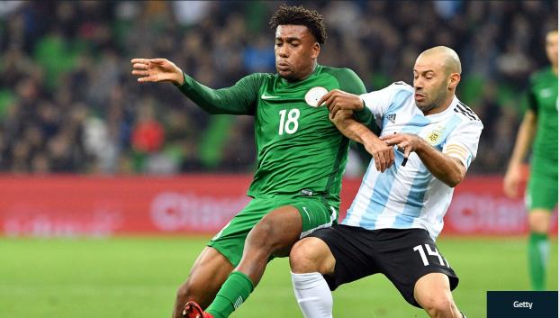 Video Highlights: Nigeria's Super Eagles trounce Argentina 4-2 in Russia
