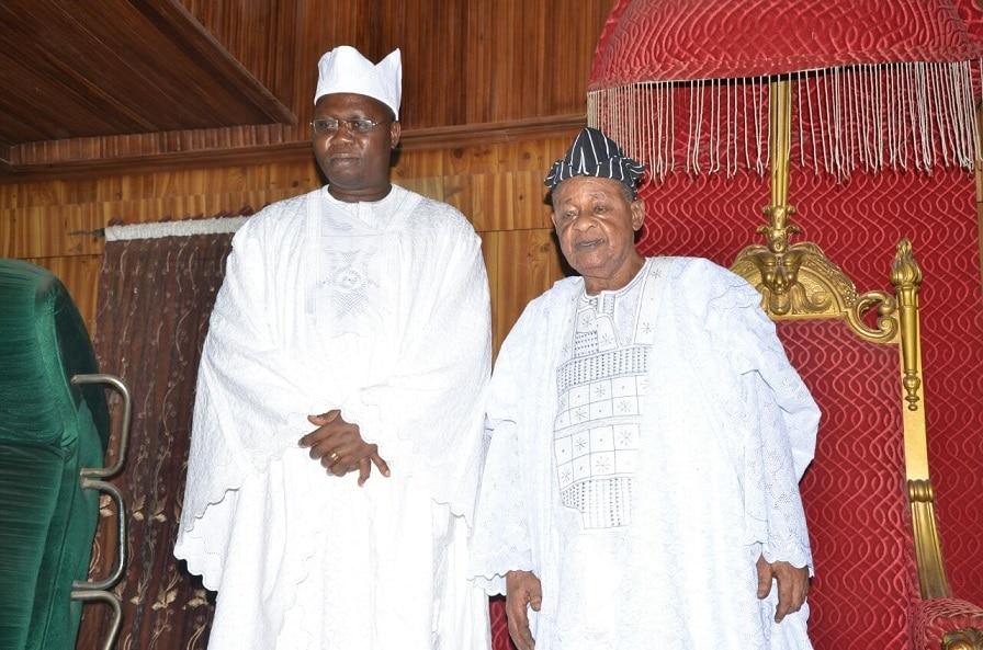 Aare Ona Kakanfo: Gani Is Symbol Of Yoruba Unity- Alaafin