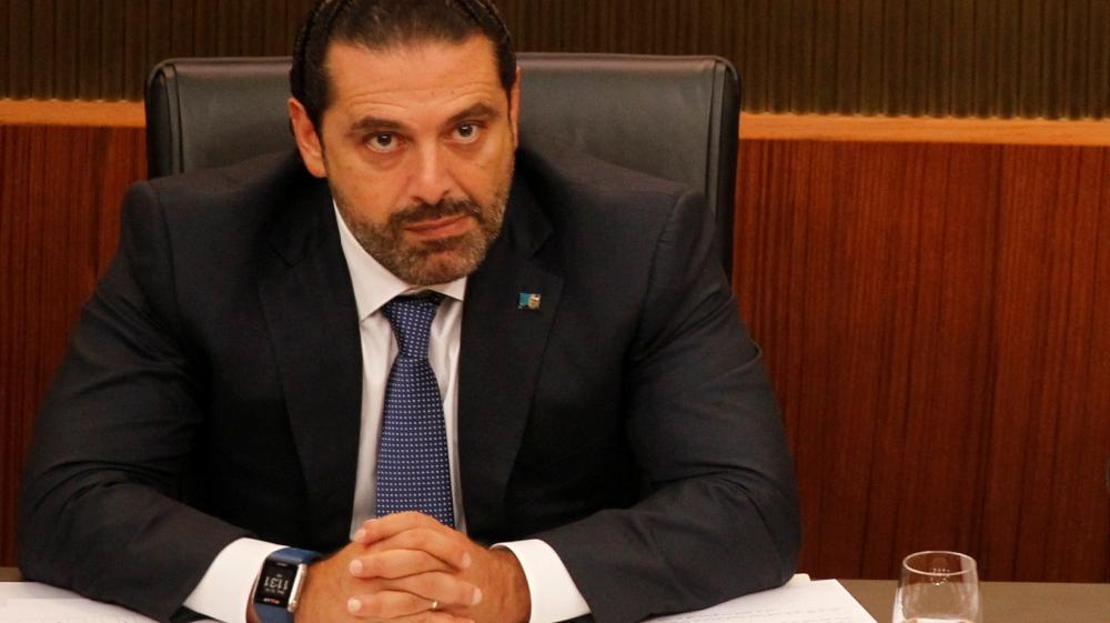 Lebanon PM Hariri resigns over concern for safety, Iranian meddling