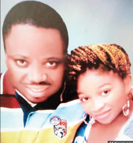 After previous threats; Lagos banker 'tortures, murders wife' in presence of 5-year-old son