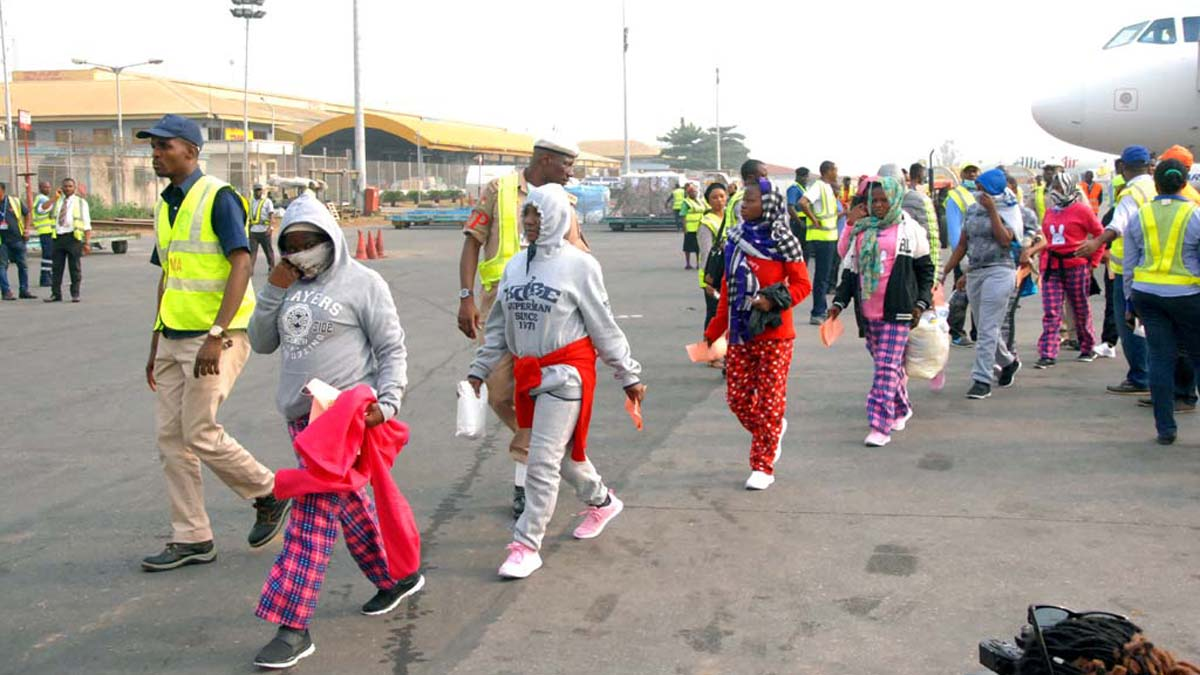 Libya Slave Trade: Government to bring back stranded Nigerians in Libya